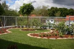 Referenzen - Dachgarten